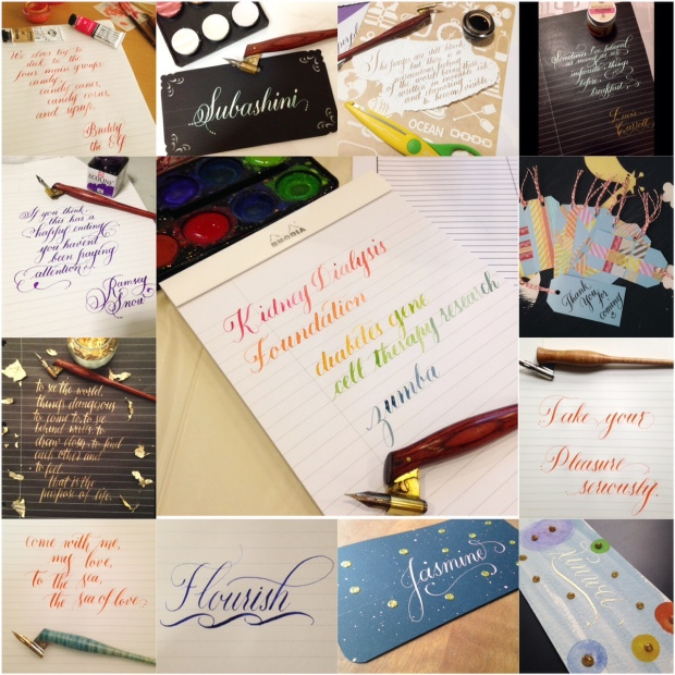 Patty Paperie Calligraphy